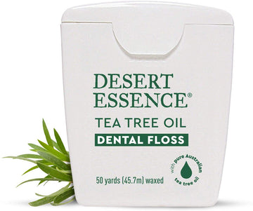 Tea Tree Oil Dental Floss 50yrds