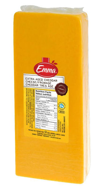 Extra Old Orange Cheddar  ~300g