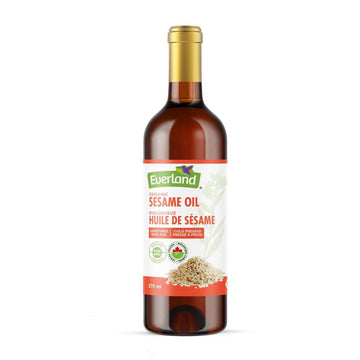 Organic Sesame Oil 375ml