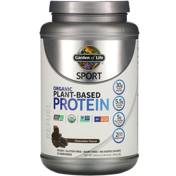 Plant-Based Protein Chocolate Organic 840g