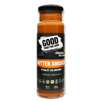 Organic Butter Chicken Sauce 250ml