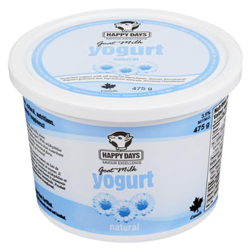 Goat Yogurt Regular 3.5L