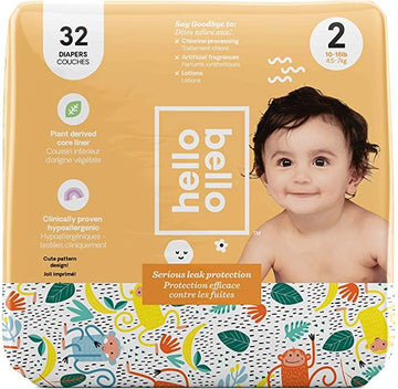 Diapers Size 32count