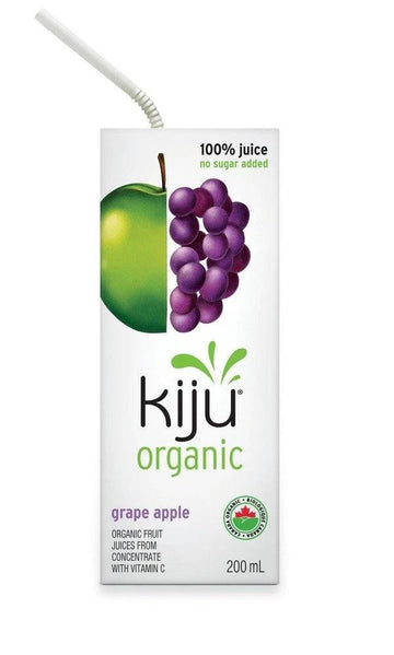 Organic Grape-Apple Juice 200ml