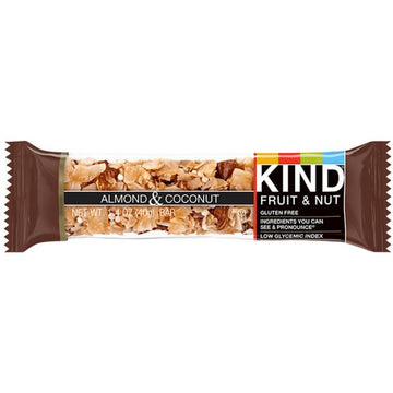 Almond & Coconut Bar 40g