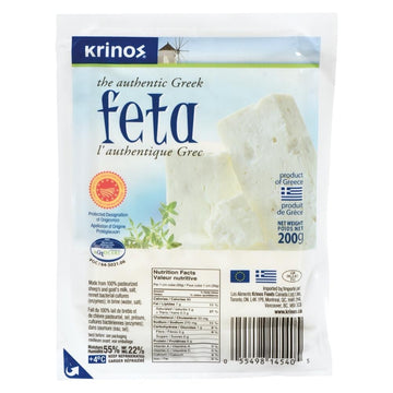 Sheep/Goat Milk Feta Cheese 200g