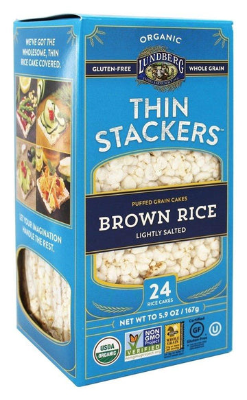 Lightly Salted Thin Stackers 167g