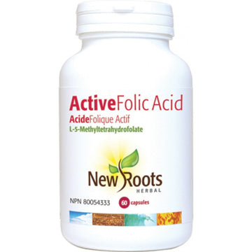 Active Folic Acid 1mg 60c