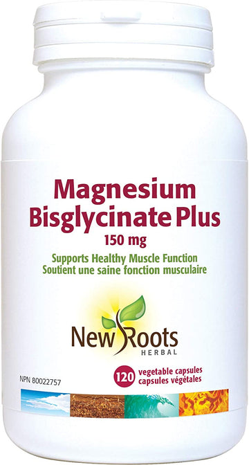 Pure Magnesium Bisglycinate 130mg 120c