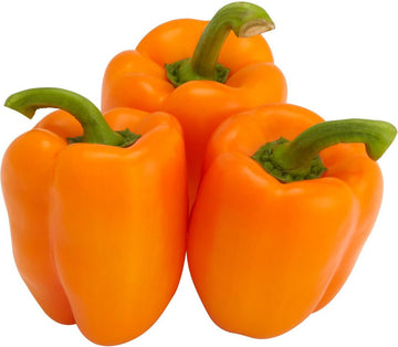 Orange Peppers ~250g