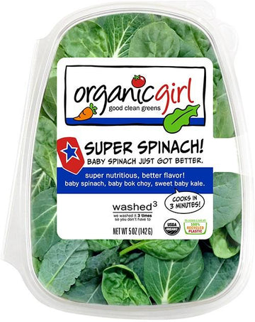 Super Spinach (5oz) 5oz