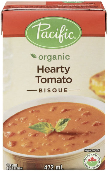 Hearty Tomato Bisque Organic Soup 472ml