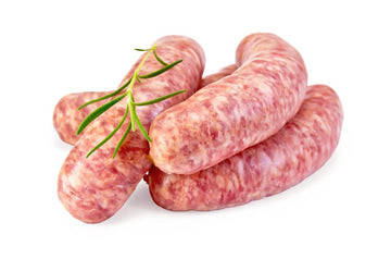 Pork Salt & Pepper Sausage ~450g