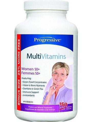Bonus-Multi Vitamin Women  50+ 150c