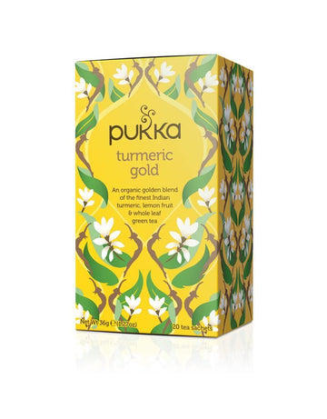 Turmeric Gold Tea 20 Teabags