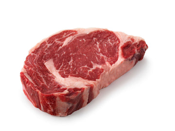 Beef Ribeye Steak Grass-Fed ~350g