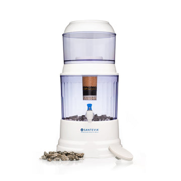 Water Filter Santevia Counter Top