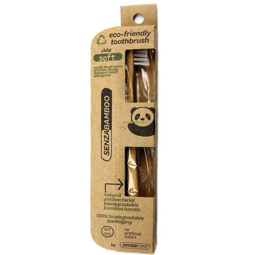 Child Bamboo Toothbrush-Soft