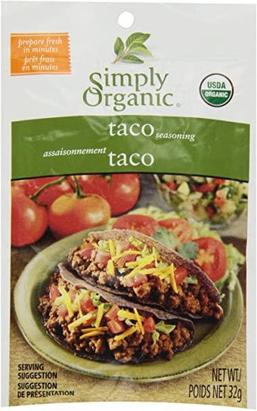 Taco Seasoning Mixes 32g