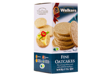 Fine Oat Crackers 280g