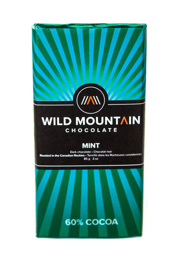 Mint 60% Chocolate Bar 85g