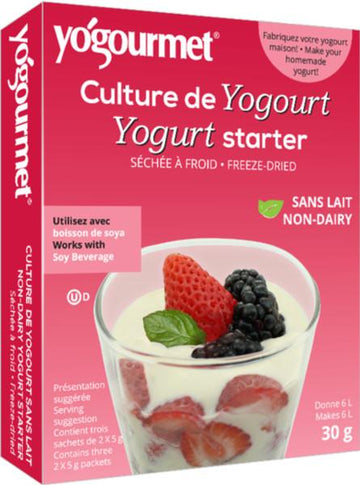 Yogurt Starter Culture Non-Dairy 30g