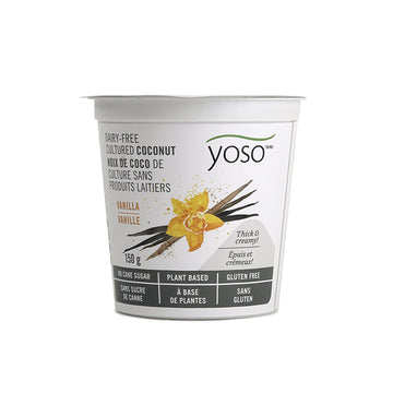 Vanilla Cultured Coconut Yogurt  150g