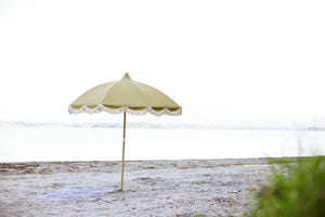 Koi Beach Umbrella