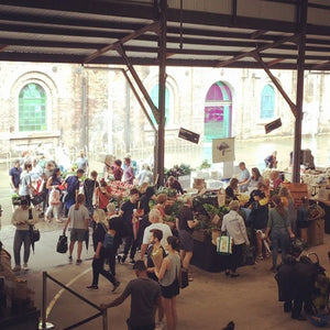 Pick up Carriageworks Farmers' Markets
