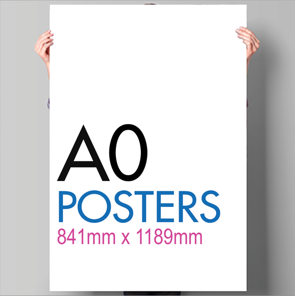 Posters A0