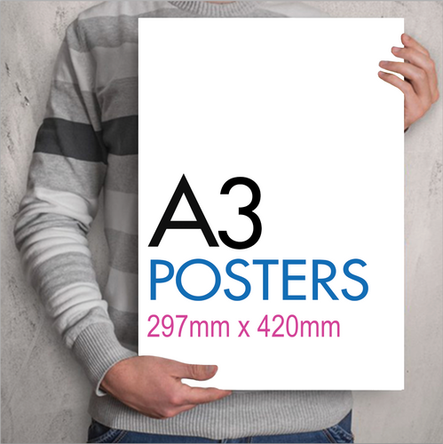 Posters A3