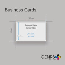 Load image into Gallery viewer, Business Cards