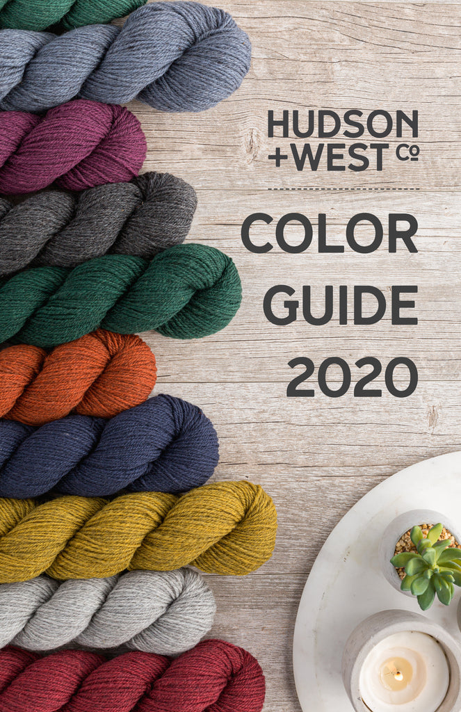 Color Guide 2020 | Forge + Weld