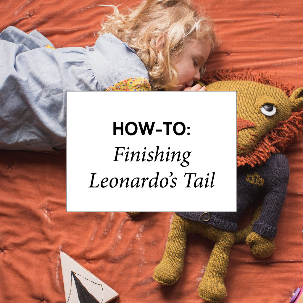 How-To: Finishing Leonardo's Tail