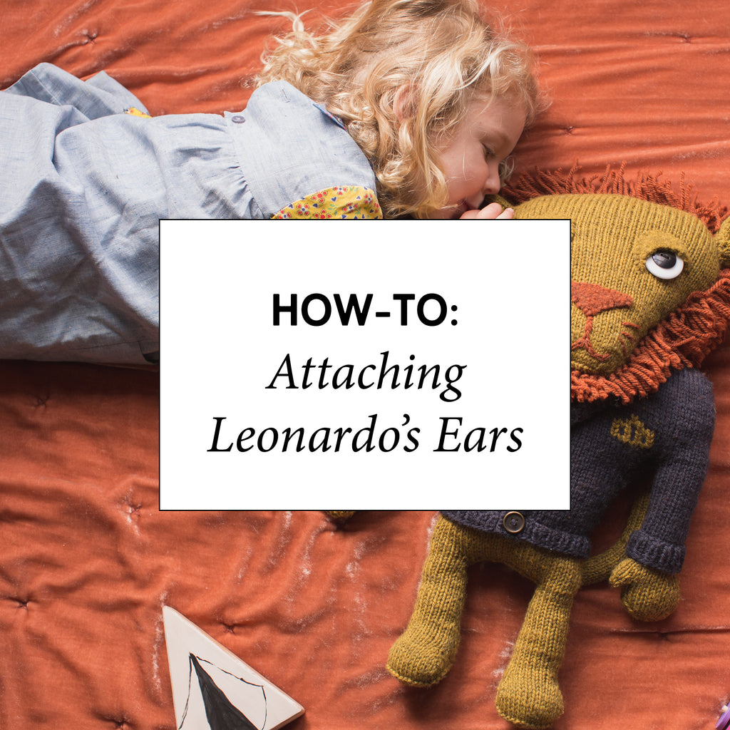 How-To: Attaching Leonardo's Ears