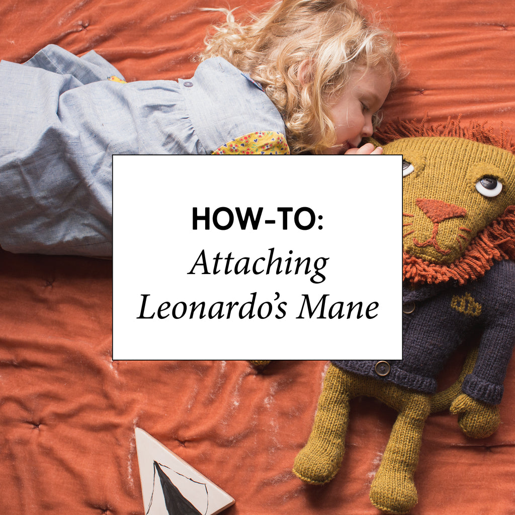 How-To: Attaching Leonardo's Mane