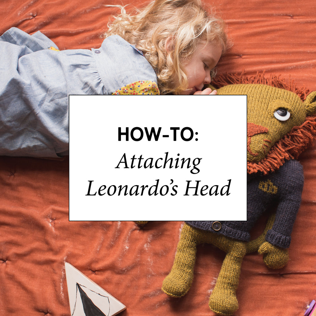 How-To: Attaching Leonardo's Head