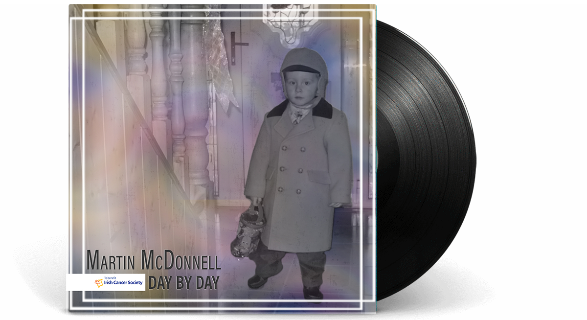 "Martin McDonnell - Day By Day [7"" Vinyl]"