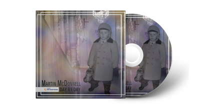 Martin McDonnell - Day By Day [CD]