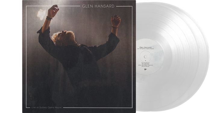[PRE-ORDER] Glen Hansard - Live at Sydney Opera House [Clear Vinyl]