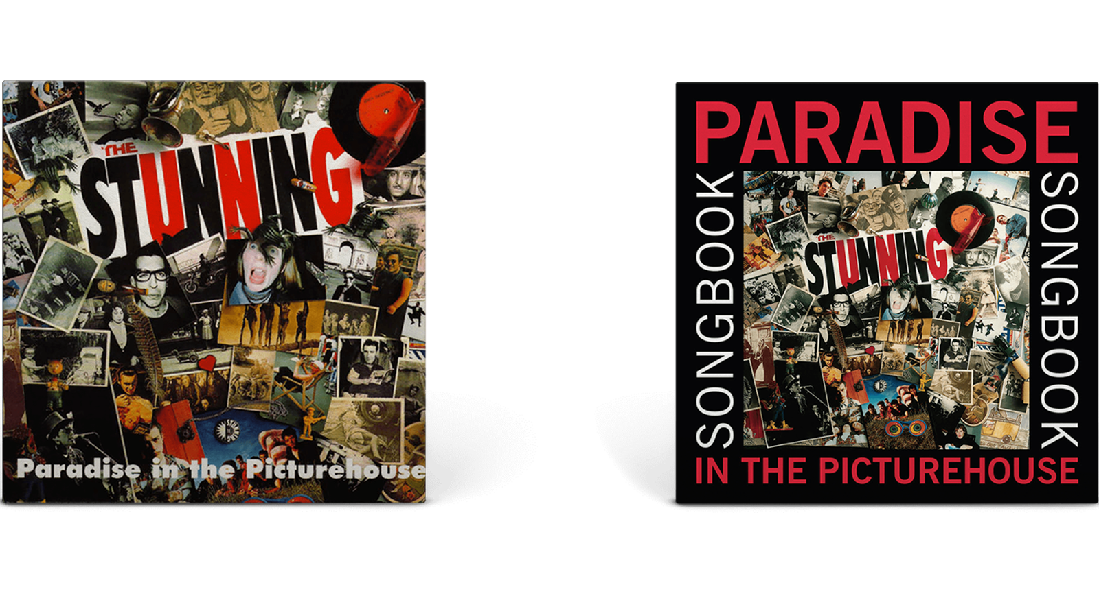 THE STUNNING <br>PARADISE IN THE PICTUREHOUSE [CD & SONGBOOK BUNDLE]
