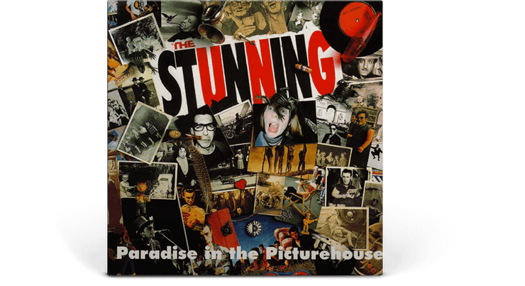 THE STUNNING <br>PARADISE IN THE PICTUREHOUSE [CD]