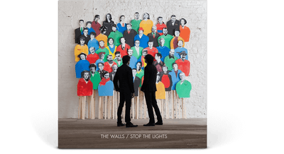 THE WALLS <br>STOP THE LIGHTS [CD]