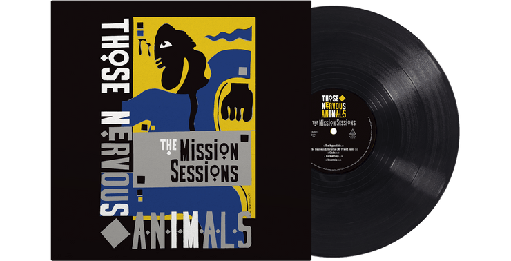 [PRE-ORDER] Those Nervous Animals <br> The Mission Sessions
