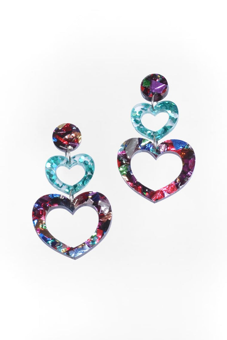 Share the Love Sparkle Dangles