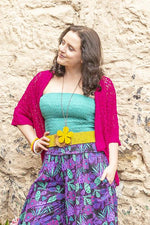 Popcorn Cardigan - Keshet Unique Colourful Women's Clothing Tasmania Australia