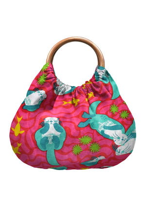 Load image into Gallery viewer, Lotus Bag Prints