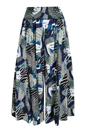 Corrina Wide Leg Pants - Keshet Unique Colourful Women's Clothing Tasmania Australia