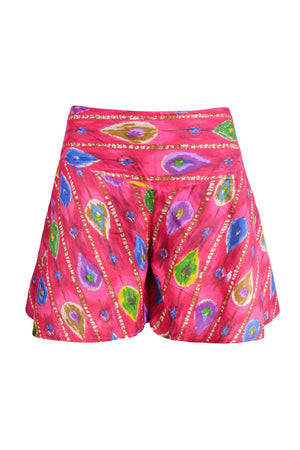 Sasha Culotte Shorts - Keshet Unique Colourful Women's Clothing Tasmania Australia