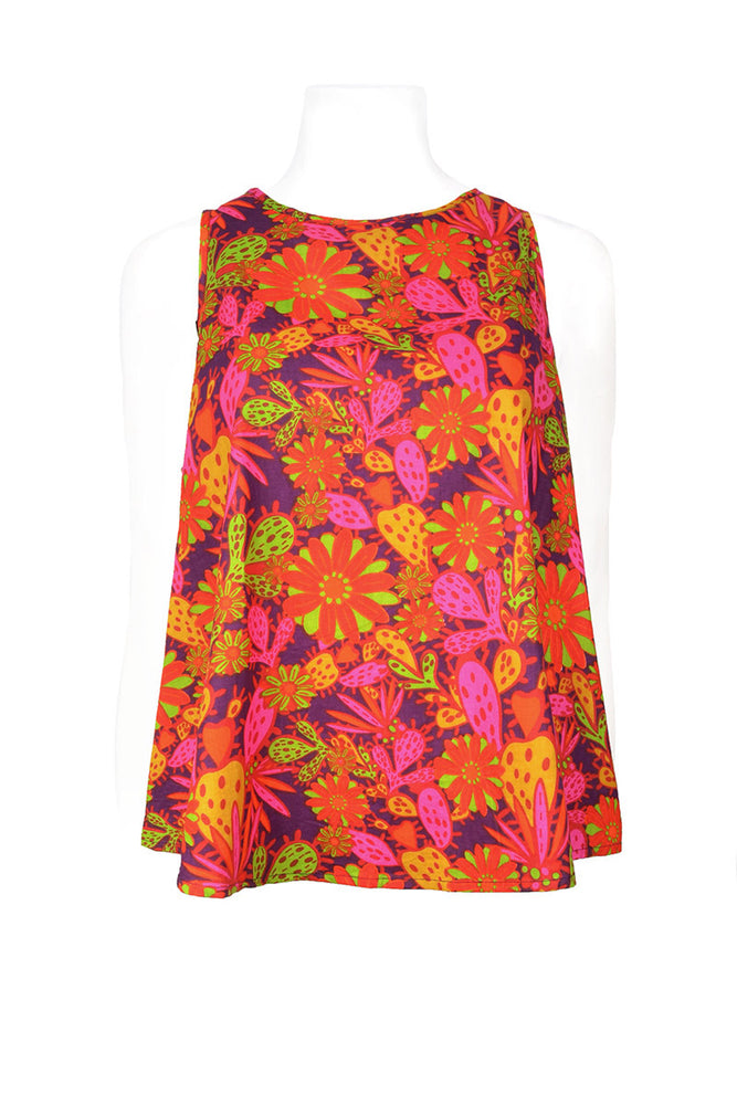 Cleo Sun Top - Keshet Unique Colourful Women's Clothing Tasmania Australia